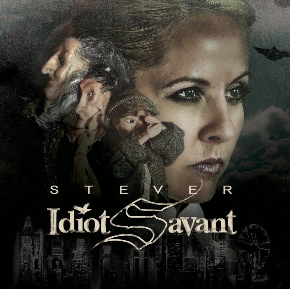 IDIOT SAVANT COVER