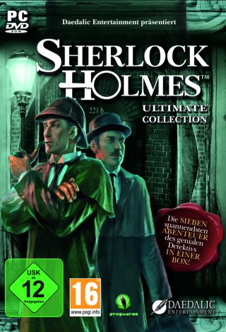Sherlock Holmes - Ultimate Collection CMYK2