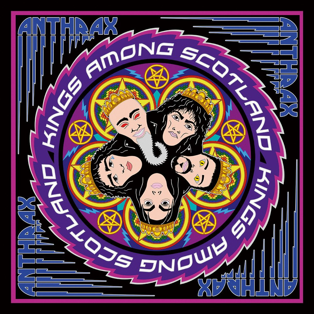 anthrax-kings among scotland