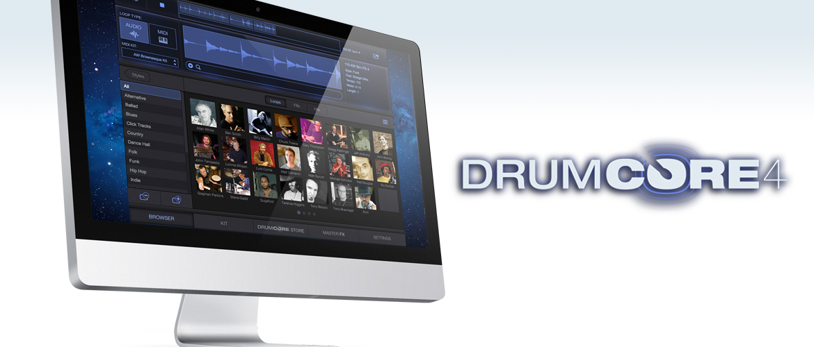 drumcore4background