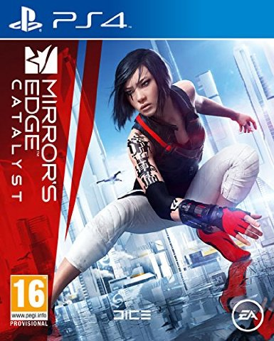 mirrors edge catalyst boxart ps4 1